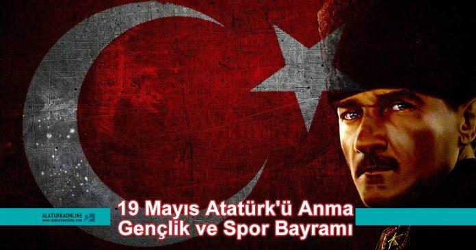 19 Mayis Ataturk Anma ve Spor Bayrami
