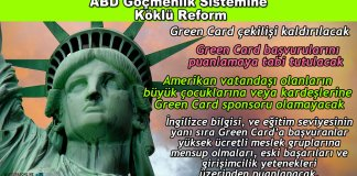 ABD Gocmenlik Sistemine Koklu Reform