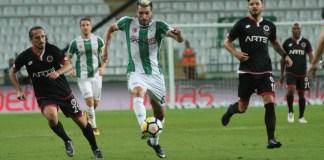 Atiker Konyaspor 3 - Genclerbirligi 0 Mac Ozeti