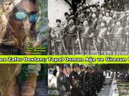 Ayse Sebnem Sari Onerbay 30 Agustos Zaferi Topal Osman