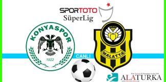 Konyaspor - Yeni Malatyaspor macini canli izle