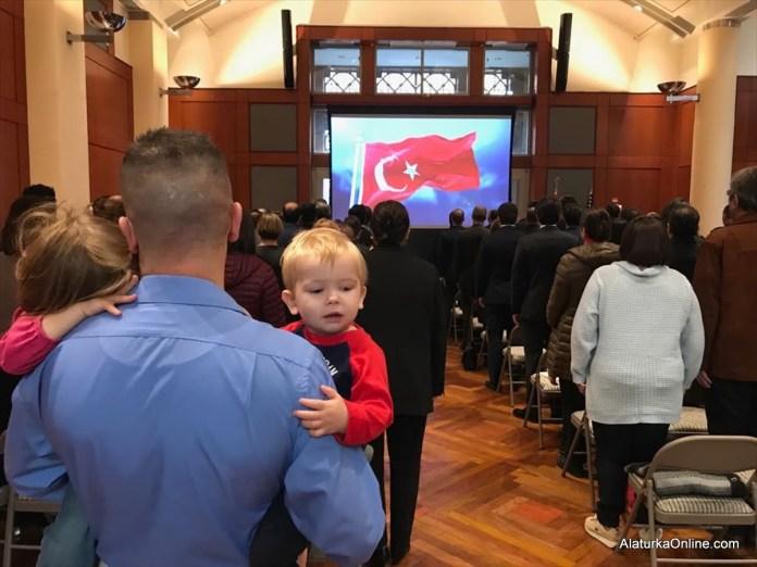 Washington Ataturk Anma 2017 (2)