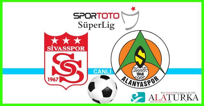 Sivasspor Alanyaspor Macini Canli Izle