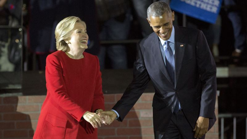 Barack Obama ve Hillary Clinton Hala Amerikalıların Favorileri