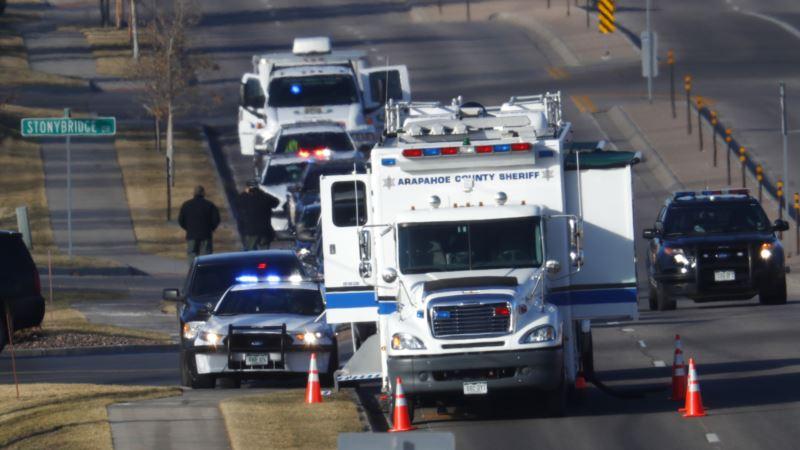 Colorado'da Güvenlik Görevlilerine Ateş Açıldı