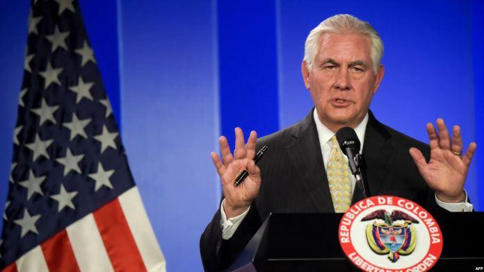 Tillerson'ı Ankara'da Zorlu Bir Görüşme Trafiği Bekliyor