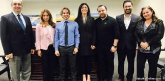 Watch-US Turk Amerikan Ticaret Odasi Yonetim Kurulu