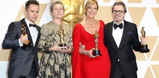 Oscar Odulleri Sahiplerini Buldu
