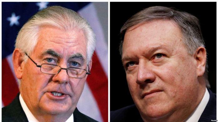 ABD Dışişleri Bakanı Tillerson Görevden Alındı