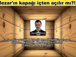 Mezarin Kapagi Icerden Acilir mi - Hayrullah Mahmud