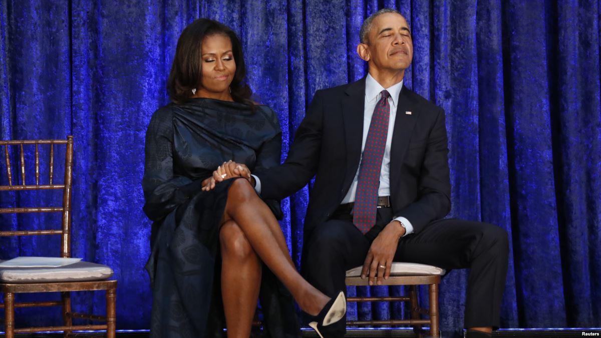 Obamalar Yayın Dünyasına Adım Attı