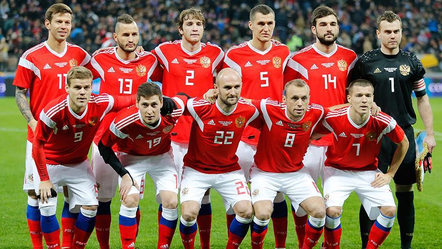 2018 FIFA Dünya Kupası A Grubu: Rusya