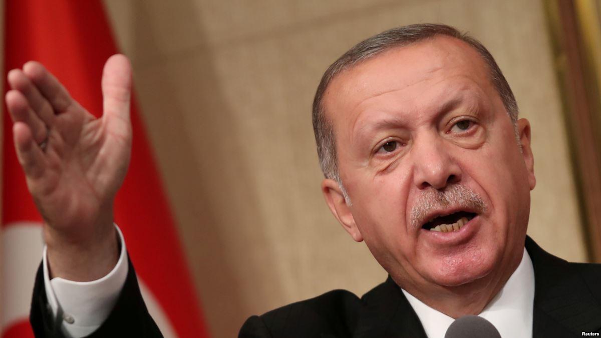Erdoğan: 'Yaptırımlarla Geri Adım Attıramazsınız'