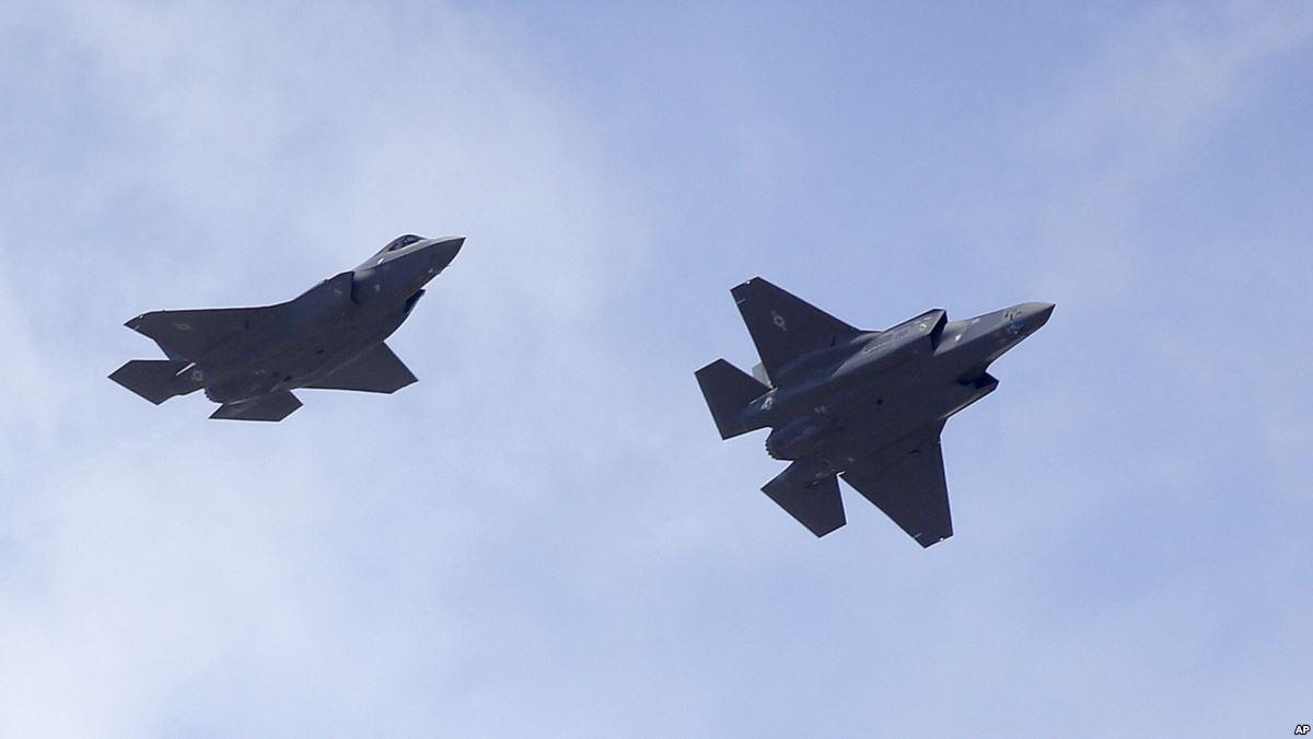 Pentagon: 'Türkiye'nin İki F-35 Uçağı Şu Anda Arizona'daki Üste'