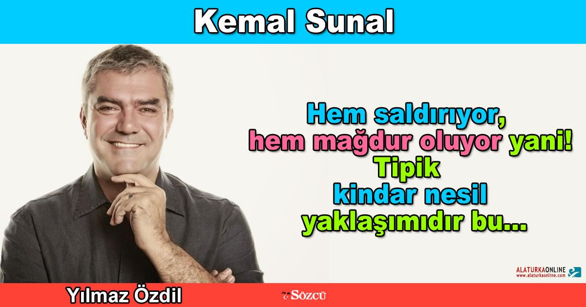 Kemal Sunal – Yılmaz Özdil