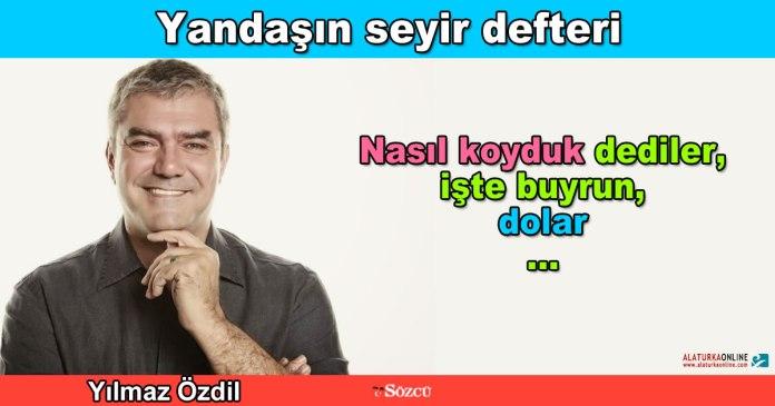 Yandasin Seyir Defteri - Yilmaz Ozdil