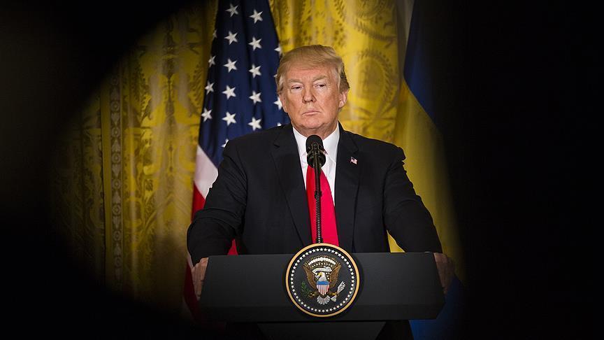 US president thanks North Korea for sending war remains