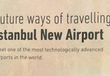 Istabul Havaalani NYT Reklam