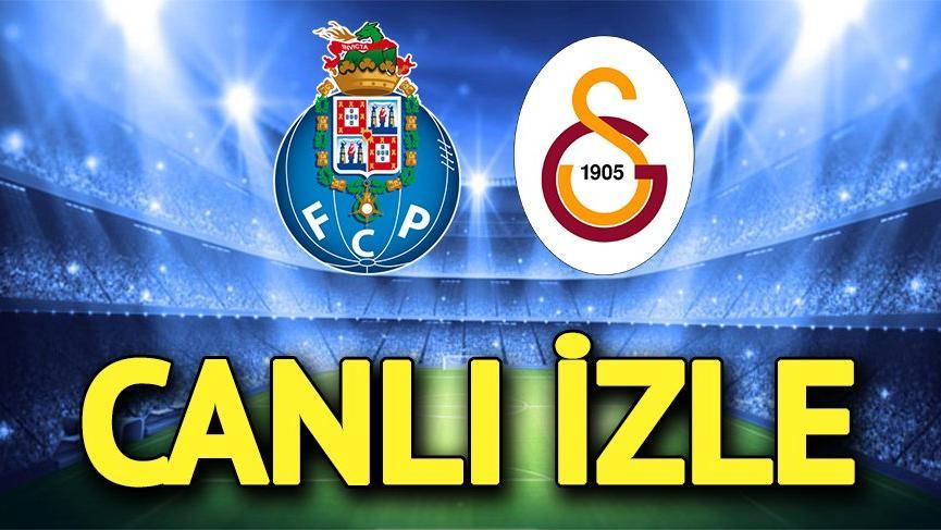 CANLI YAYIN: Porto Galatasaray maçı canlı izle! Şampiyonlar Ligi'nde  Galatasaray fırtınası devam edecek mi? - Alaturka Online