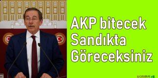 Abdullatif Sener - AKP Bitecek Sandikta Goreceksiniz