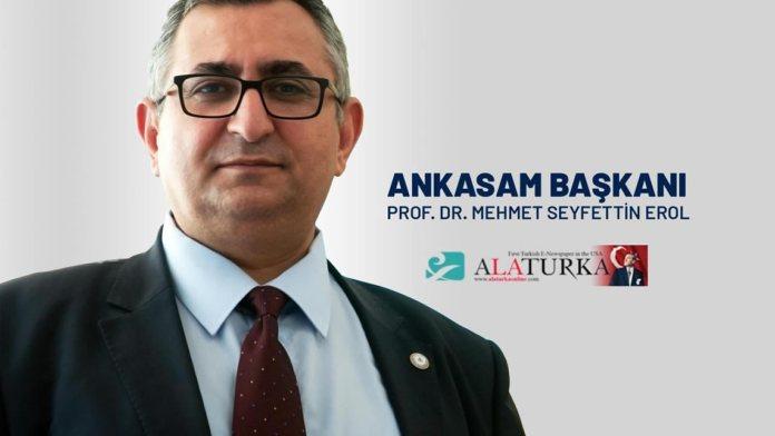 Prof Dr Mehmet Seyfettin Erol - ANKASAM