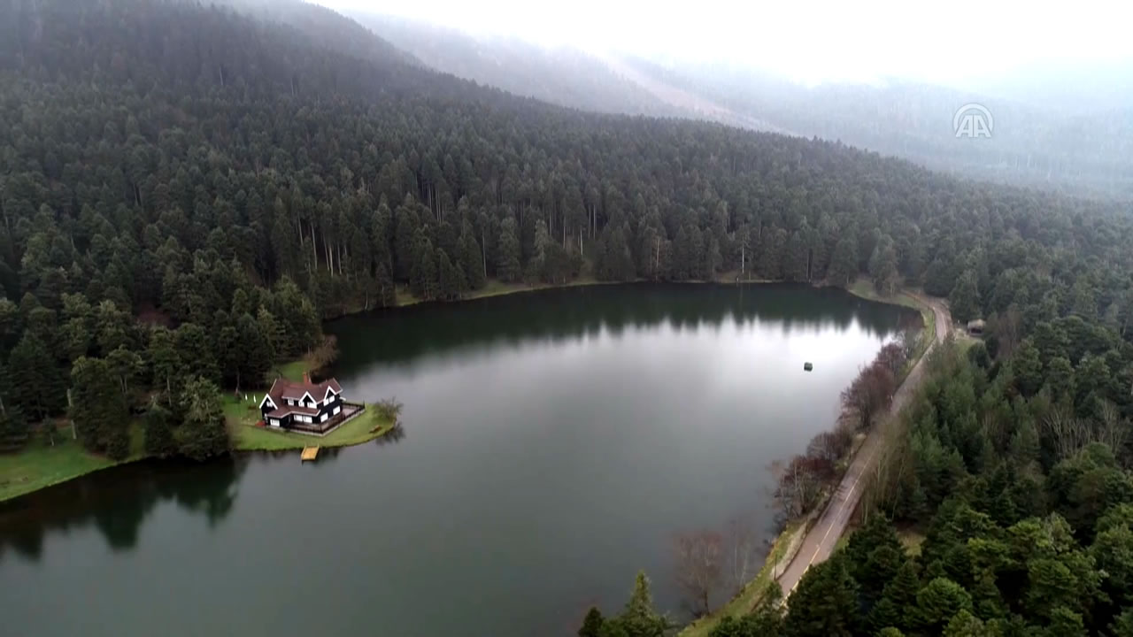 Turkey: Natural beauty in Bolu attracts tourists