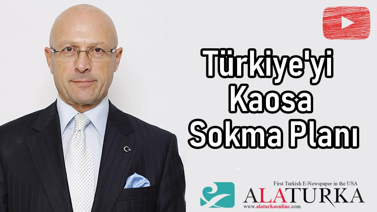 Erol Mütercimler: Türkiye'yi Kaosa Sokma Planı