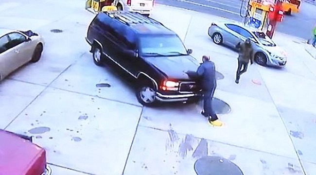 Long Island'ta Türk Benzinci Cemal Dağdeviren 22 dolar için öldürüldü