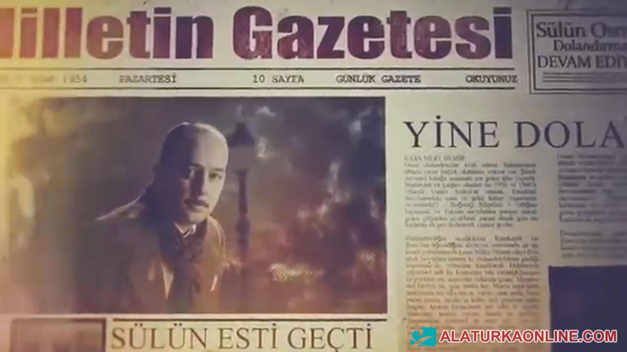 İşte AKP'nin yasaklattığı Saadet Parti'nin Sülün Osman Reklamı !