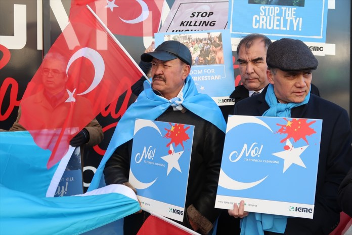New York Dogu Turkistan Protestosu (7)