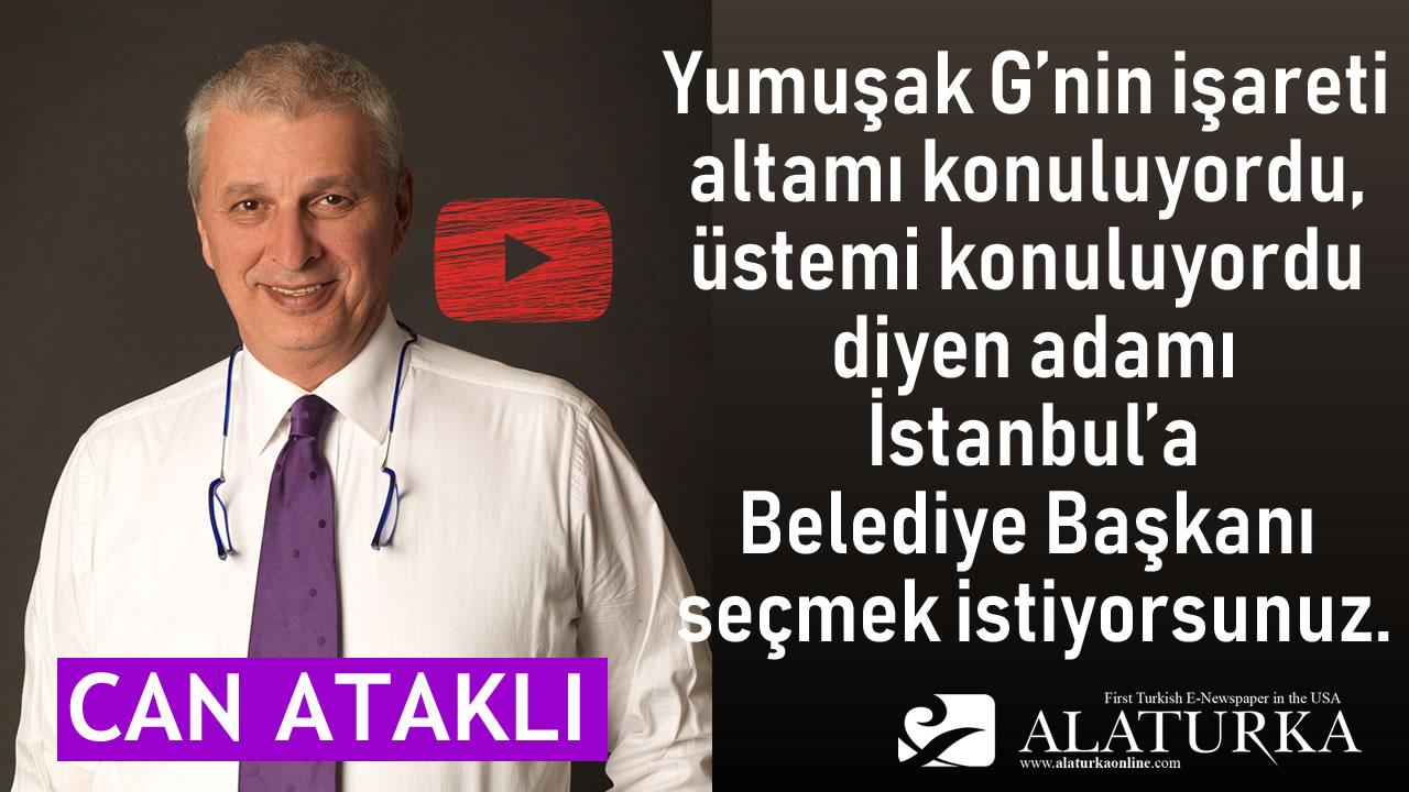 Can Ataklı: AKP'yi Kibir Batıracak
