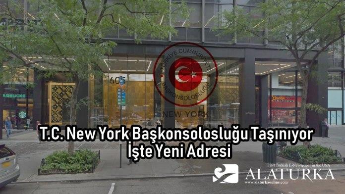 New York Baskonsoloslugu Yeni Adres