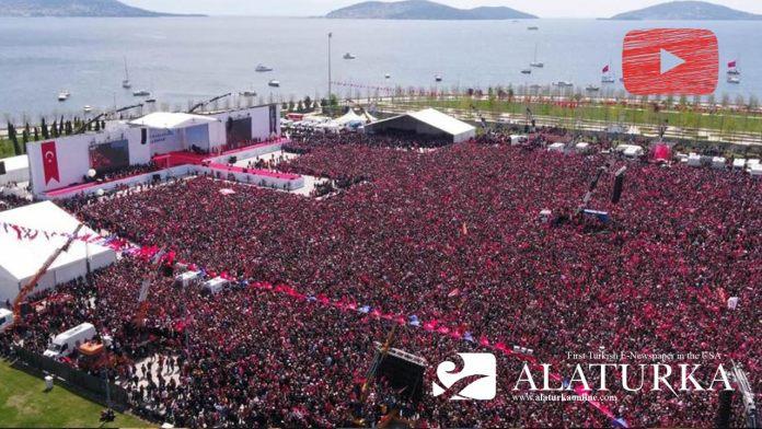 Ekrem Imamoglu Istanbul Yeni bir Baslangic Bulusmasi