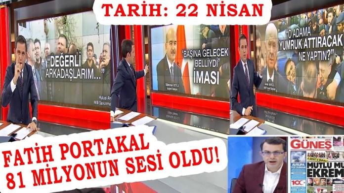 Fatih Portakal 81 Milyonun Sesi