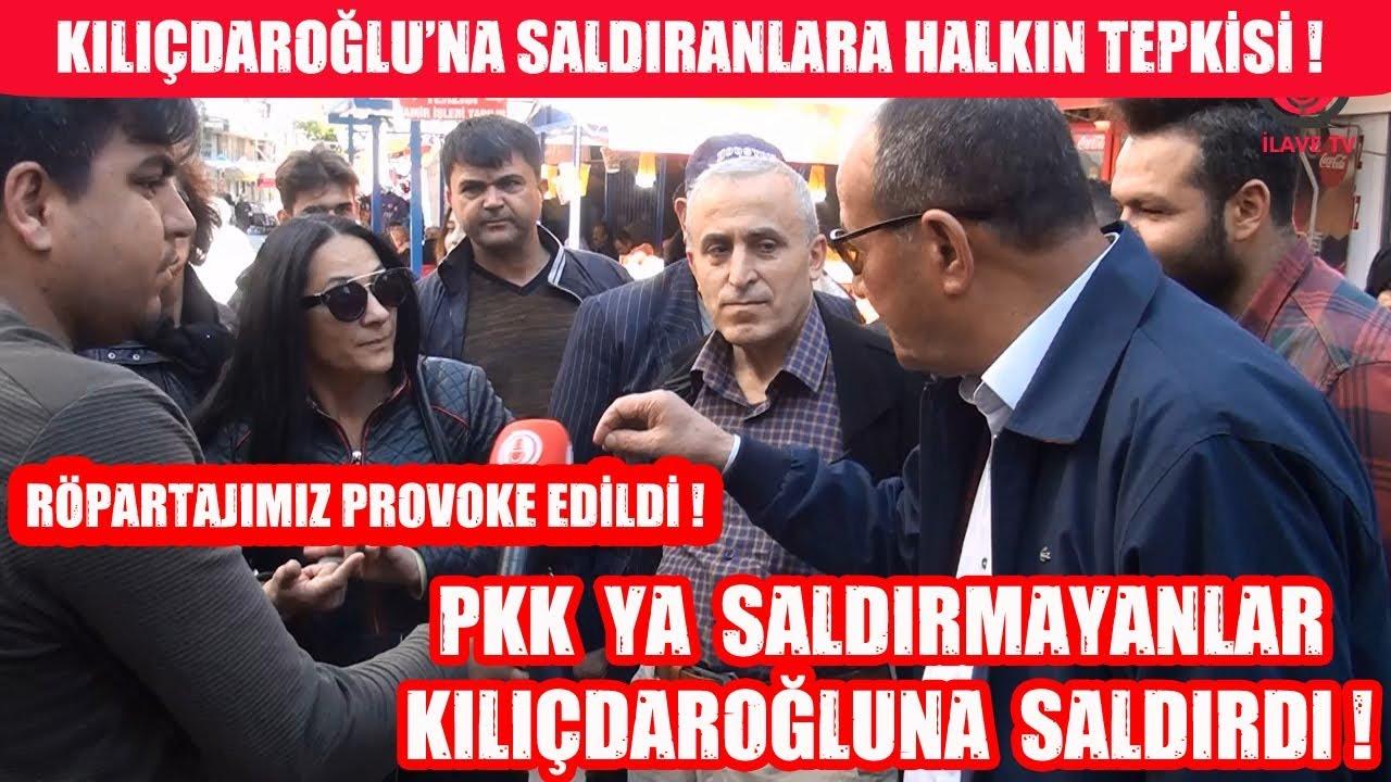 Kemal Kılıçdaroğlu'na Şehit Cenazesinde Kalleş Saldırı için Halkımız Ne Düşünüyor ?