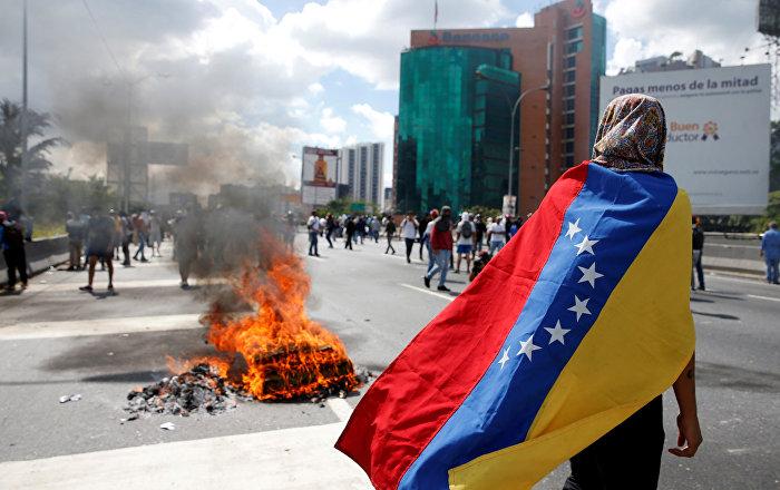 ABD: 54 ülkenin daha Venezüella'ya yaptırım uygulaması üzerinde çalışıyoruz