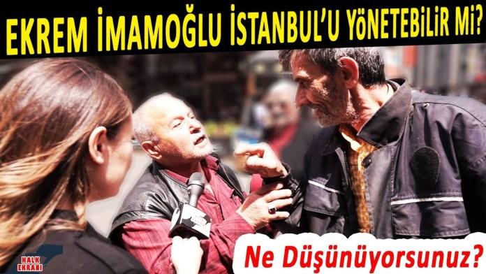 Ekrem İmamoğlu İstanbul'u Yönetebilir Mi? Ne Düşünüyorsunuz?