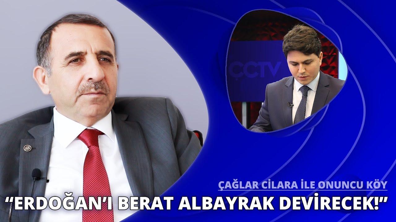 Erdoğan'ı Berat Albayrak devirecek! – Abdürrahim Karslı