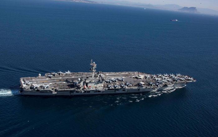 2 ABD destroyeri Basra Körfezi'ne girdi