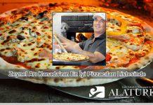 Zeynel Ari Kanada En Iyi Pizzacilari Listesinde