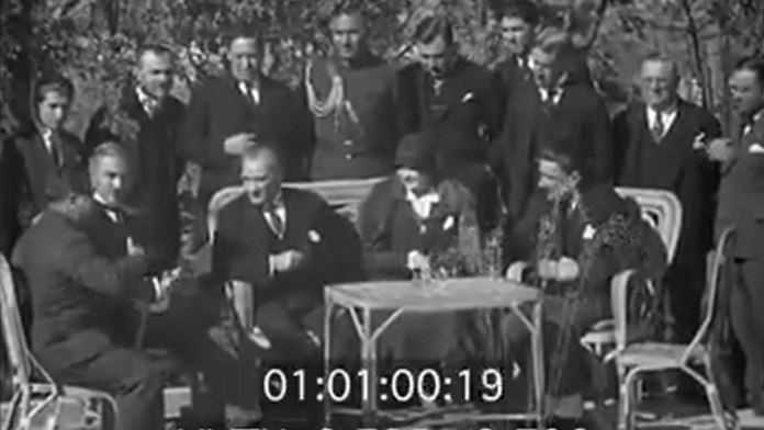 Fransiz Arsivleri Mustafa Kemal Ataturk