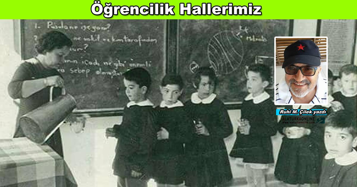 Öğrencilik Hallerimiz
