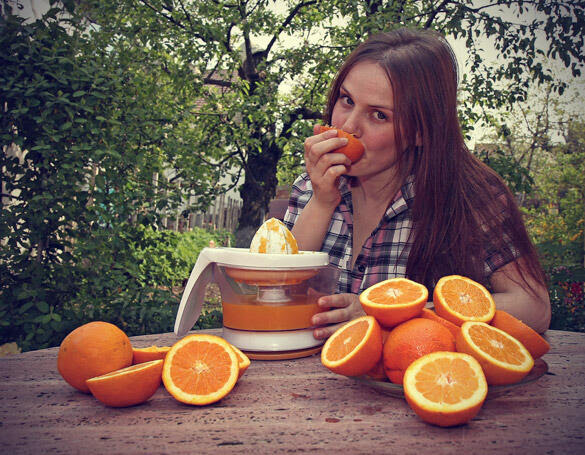 Benefits of Drinking Fresh Juices Every Day