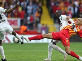 Kayserispor 1 - Denizlispor 1 Maç Özeti İzle