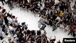 Hong Konglu Aktivistten ABD Kongresine Mesaj