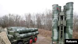 'S-400'lerin İkinci Batarya Teslimatı Tamamlandı'