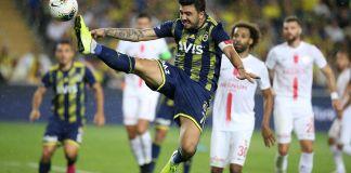 Fenerbahçe 0 - Antalyaspor 1 Maç Özeti İzle