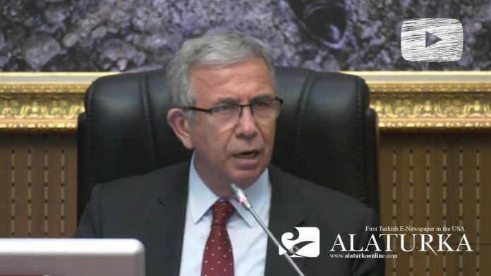 Mansur Yavaş - Ankara Büyükşehir Belediyesi Ekim Ayı Meclis Toplantısı 2. Oturum
