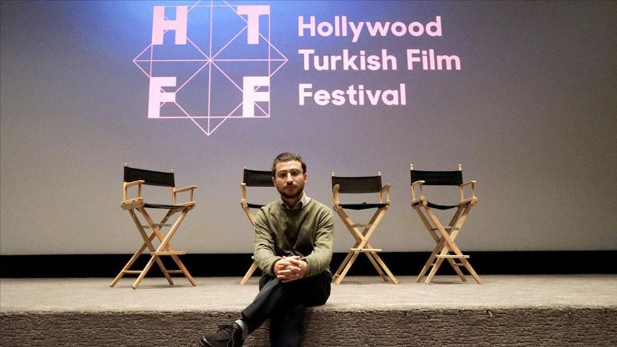 """Hollywood Türk Filmleri Festivali'nde yönetmeni """"Aidiyet""""i anlattı"""
