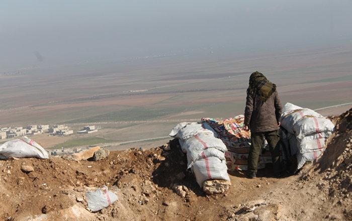 ABD Kobani'deki askeri üssünü boşalttı: 50 TIR'la Irak'a taşıdılar